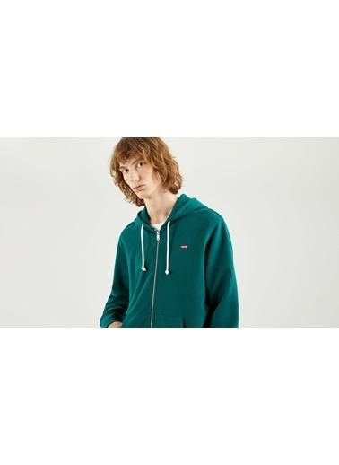Levi's® Sweatshirt Yeşil